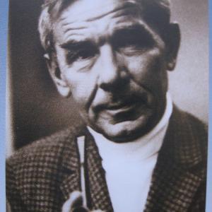 Připomínáme si 110 let od narození rodáka, odbojáře a spisovatele generálporučíka Viléma Sachera
