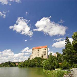 Plumlov - zámek